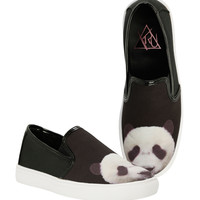 Panda Slip-On Shoes