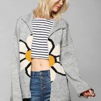 Ophelia Moon Daisy Cardigan - Urban Outfitters