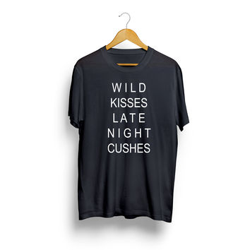 Wild Kisses T-Shirt Fashion Collection
