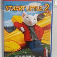 Stuart Little 2 DVD movie  fullscreen childrens family