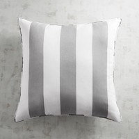 "Dover 22"" Pewter Pillow"