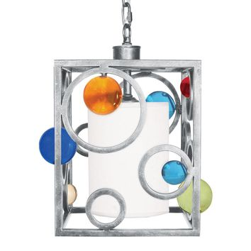 Van Teal 722250 Spinning Wheels Pendant