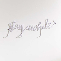 Stay Awhile Hook | Urban Outfitters