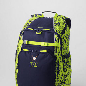 Print ClassMate® Extra Large Backpack from Lands' End