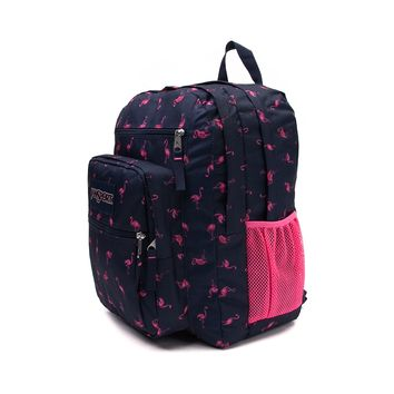JanSport Big Student Flamingo Backpack