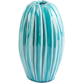 Green Alo Vase, Large