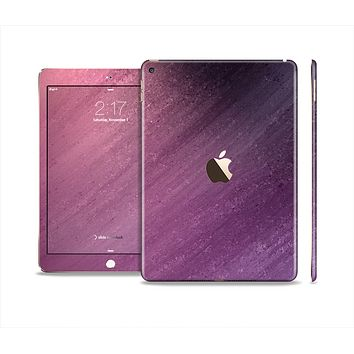 The Purple Dust Skin Set for the Apple iPad Air 2