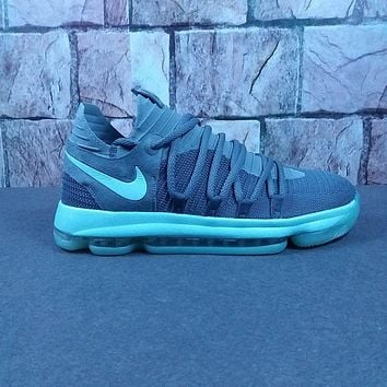 Nike Zoom Kd 10 Lgloo Mint Basketball Shoes | Best Deal Online