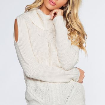 Coco Sweater - Ivory