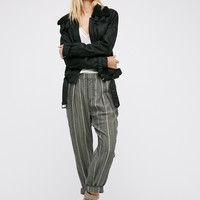 Free People Out and About Menswear Trouser