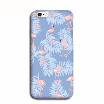 "Pink Flamingo Case for iPhone 6 6S 4.7"", 6s Plus 5.5"""