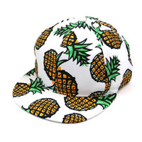 Brands Fruit Printing Pattern Men Women Casuals Hat Hats Baseball Cap Fashion trends Snapback Caps Hat Beach Wind Style