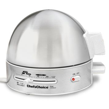 Chef's Choice 810 Gourmet Egg Cooker White 8100000