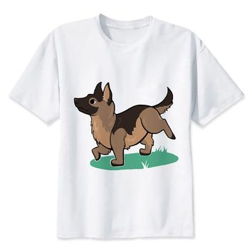 German Shepherd Dog T-Shirts