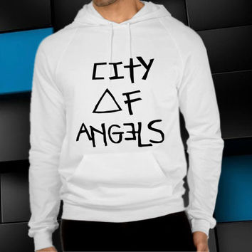 city of angels unisex hoodie, clothing men woman, sweater