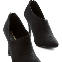ModCloth Urban Jet to the Point Heel