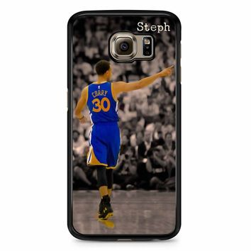 Stephen Curry Wallpaper Samsung Galaxy S6 Edge Plus Case