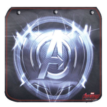 Avengers Logo Steel Flap for Messenger Bag
