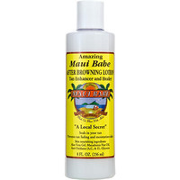 Maui Babe After Browning Lotion Tan Enhancer and Healer