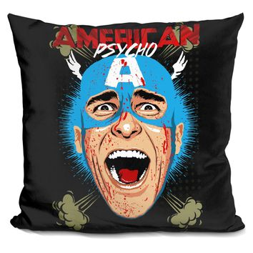 American Psycho Pillow