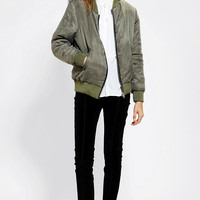 Little White Lies Ding Bomber Jacket