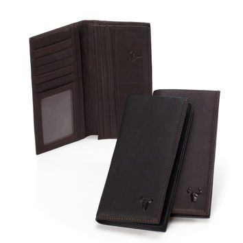 Men Handcrafts Leather Men's Fashion Wallet [9026232707]