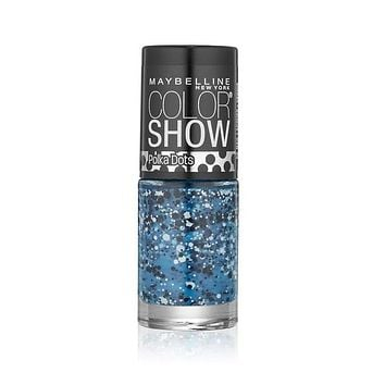 Maybelline Color Show Nail Polish - Blue Marks Spot