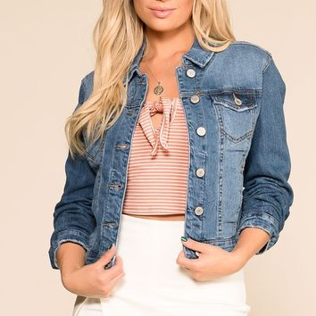Jolene Denim Jacket