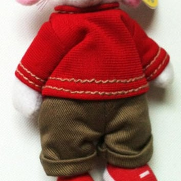 "Stuart Little The Movie 4"" Mini Plush Doll Figure"