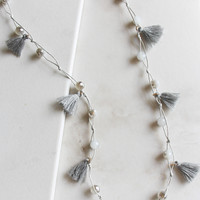 Cloudy Skies Necklace