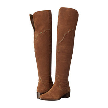 Frye Ray Grommet Over-The-Knee Wood - Zappos.com Free Shipping BOTH Ways