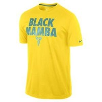 "Nike Store. Kobe ""Black Mamba"" Men's Basketball T-Shirt"