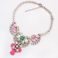 Shiny Gift New Arrival Jewelry Vintage Strong Character Stylish Necklace [6586420743]