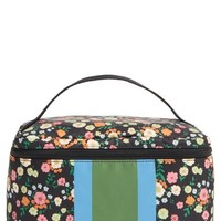 Tory Burch Floral Print Cosmetics Case   Nordstrom