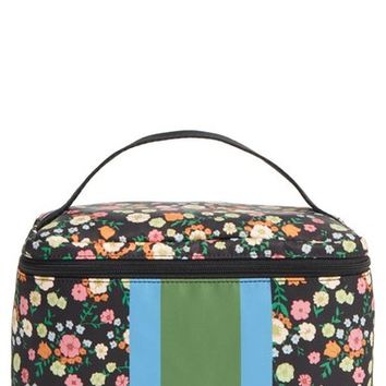 Tory Burch Floral Print Cosmetics Case | Nordstrom