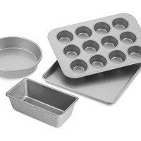 Clearshield Nonstick 4-Piece Bakeware Set