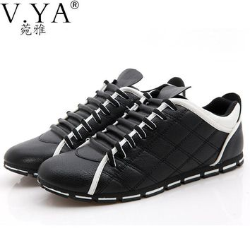 Merkmak Hot Sale Fashion Men Shoes British Style Breathable Casual Shoes Loafer Men's Flats Leisure Softs Footwear Drop Shipping