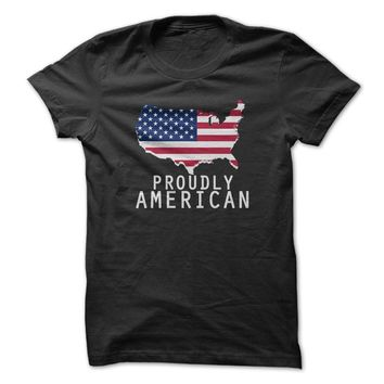 Proudly American