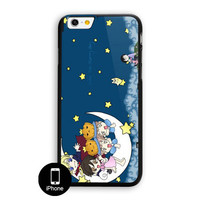 On The Night Ouran High School Host Club Ohshc iPhone 6 Plus Case