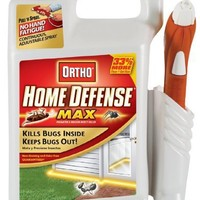 Ortho 0195310 1-1/3-Gallon Home Defense Max Perimeter and Indoor Insect Killer Pull 'N Spray (Discontinued by Manufacturer)