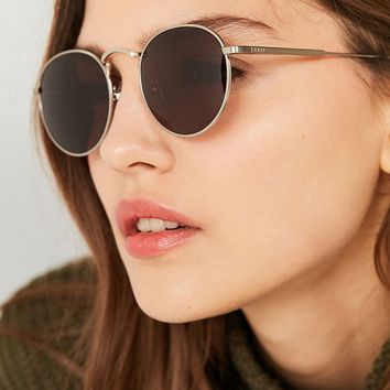 Crap Eyewear The Tuff Patrol Round Sunglasses | Urban Outfitters