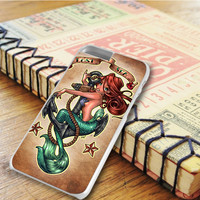 Tattooed Disney The Little Mermaid Ariel iPhone 6 Plus Case