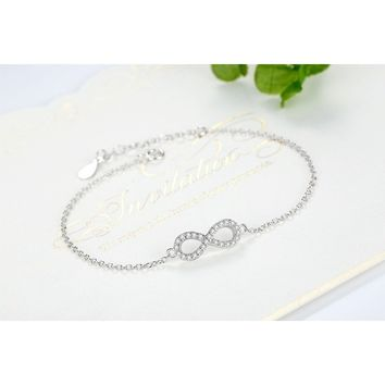 Charmed Diamond Bracelet by Belawang
