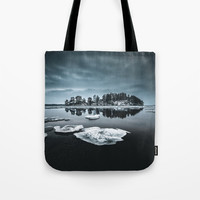 Only pieces left Tote Bag by happymelvin