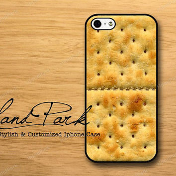 Cracker Design iPhone 5 Case, iPhone Case, Case for iPhone 5, iPhone 5 Cover, iPhone Hard Case