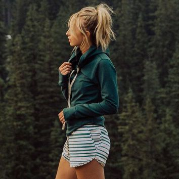 Scout Hoodie, Evergreen
