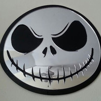 Nightmare Before Christmas' Jack Skellington Mirror