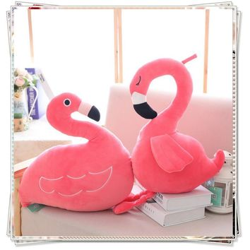 Flamingo toy for girl plush toys stuffed animals feisty pets  at freddy plush toys for children birthday gifts