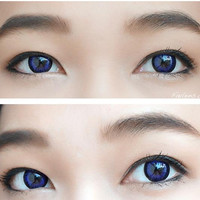 NEO Celeb Violet Purple Circle Lenses Cosmetic Colored Contacts Circle Len