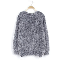Sweets Sea Pullover Sweater Knit Tops Jacket [9176553540]